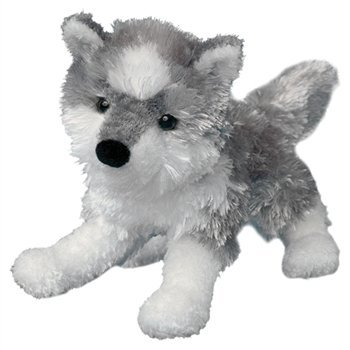"Blizzard Husky 8"" by Douglas Cuddle Toys"