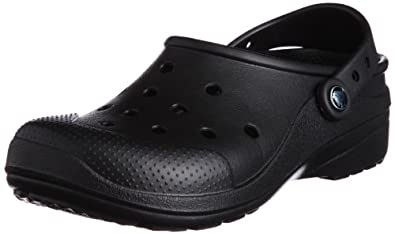 Crocs Silver Cloud Evo Unisex Unisex Footwear, Size: 2 D(M) US Mens / 4 B(M) US Womens, Color: Black