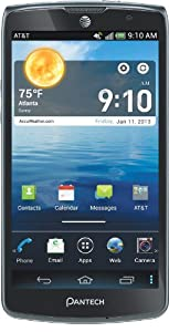 Pantech Discover 4G Android Phone (AT&T)