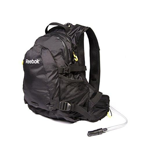 Reebok RRAC-10108 Endurance Idratazione Back Pack, Nero