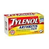 Tylenol Arthritis Pain - Acetaminophen Extended Release Pain Reliver - 290 Caplets 650 mg each