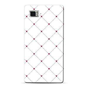 Mobile Back Cover For Lenovo Vibe Z2 Pro (K920) (Printed Designer Case)