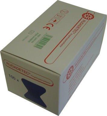 100 Stück Fingerkuppenpflaster für die Lebensmittelindustrie