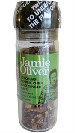 Jamie Oliver Szechuan Pepper, Chilli and Ginger Salt 35g By Thaidd (Szechuan Salt compare prices)