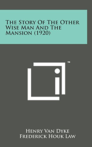 The Story of the Other Wise Man and the Mansion (1920)