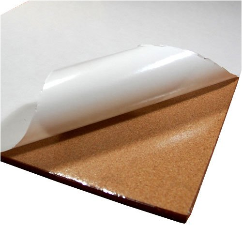 Cork Sheet With Adhesive 24