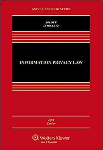 Information Privacy Law (5th Ed.)