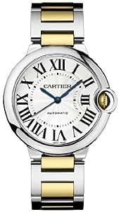 Cartier Ballon Bleu Unisex Steel and Gold Watch W6920047