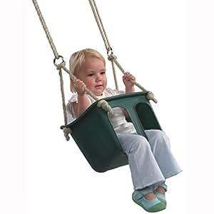 Baby outdoor swing set car interior design for Baby garden swing amazon