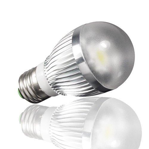 Lohas Led Cob Light Bulb Lamp 6W (50W Halogen Equivalent) E27 110-240V Warm White - Pack Of 30