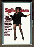 TINA TURNER 1984 ROLLING STONE ID CIGARETTE CASE WALLET