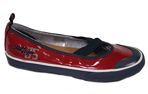 Tommy Hilfiger, Ballerine bambine Rosso rosso 31
