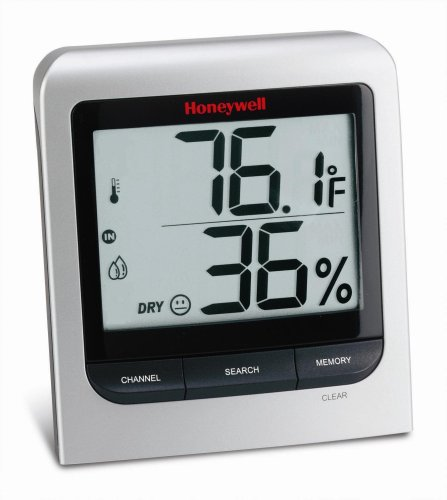 Honeywell TM005X Wireless Indoor/Outdoor Thermo-Hygrometer