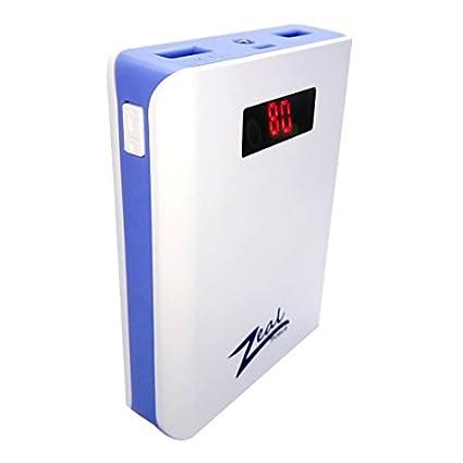 Zeal Z10 10400mAh Dual Port Power Bank Image