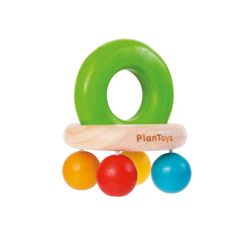 Plan Toys Bell Rattle