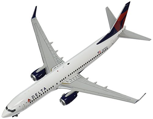 Gemini200 Delta 737-800W Airplane Model (1:200 Scale) (Boeing 737 Model compare prices)