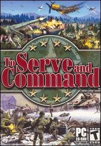To Serve And Command Windows Xp Compatible Cd Rom Computer Game