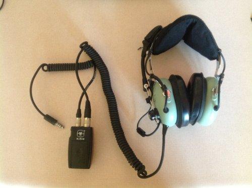 David Clark H10-67Xl Aviation Headset
