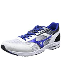 Mizuno Running Shoes Wave Spacer Dyna 2 White / Blue J1ga157625