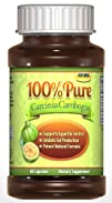 (★) #1 Premium Garcinia Cambogia Extract, Money Back Guarantee!, (No Added Calcium), Only…