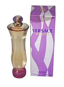 Versace Woman By Gianni Versace For Women. Eau De Parfum Spray 3.4 Oz.