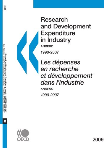Research and Development Expenditure in Industry 2009:  ANBERD
