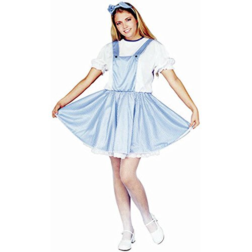 Women's Sexy Adult Dorothy Costume (Size: Standard 8-12)