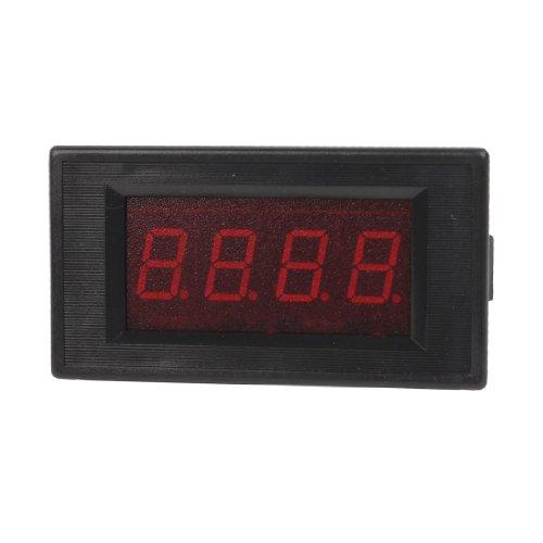 Red Led Digital Display Dc 0-500V Voltage Test Panel Voltmeter
