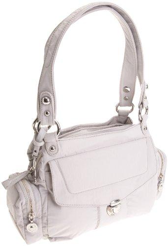 Kipling Women's Belinda Shoulder Bag Cross Smoke K24116079