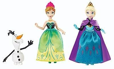 Disney Frozen Sisters Giftset from Mattel