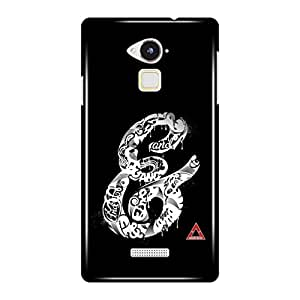 a AND b Designer Printed Mobile Back Cover / Back Case For Coolpad Note 3 (COOL_PAD_N_3D_3486)
