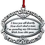 Merry Christmas From Heaven Ornament (Non-Personalized)