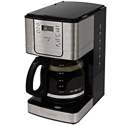Mr. Coffee JWX31 12-Cup Programmable Coffeemaker, Stainless Steel made by Mr. Coffee
