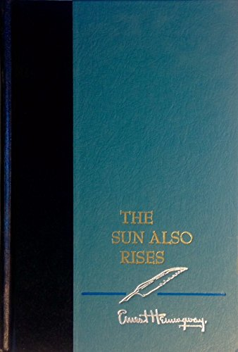 an analysis of the main themes in the sun also rises by ernest hemingway The after effects of the war in the sun also rises ernest hemmingway was an intellectual writer who used characters, setting, and action in the novel, the sun also rises, to convey many themes.
