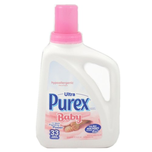 Patty Laundry Purex Ultra Baby Liquid Concentrated