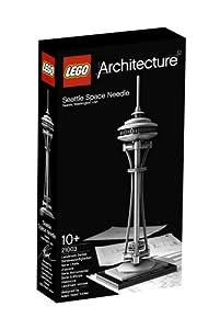 LEGO Architecture 21003: Seattle Space Needle