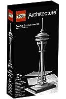 Lego Architecture - 21003 - Jeu de Construction - Seattle Space Needle