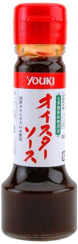 ユウキ 化学調味料無添加オイスターソース 75g