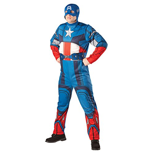 Rubies Marvel Avengers Outfit Official Adults Licensed Superhero Fancy Dress