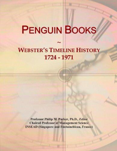 Penguin Book Cover History : Penguin books webster s timeline history
