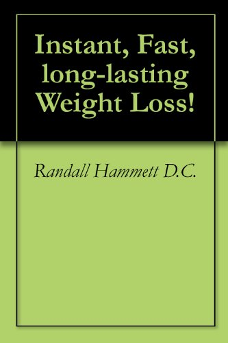 Instant, Fast, Long-Lasting Weight Loss!