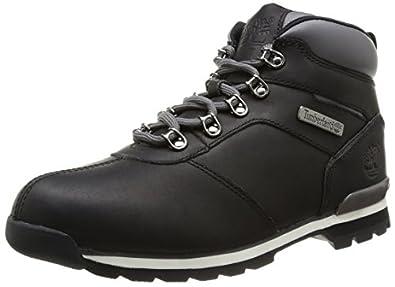 Timberland Splitrock2 Hiker, Baskets mode homme - Noir (Black), 40 EU (6.5 UK) (7 US)