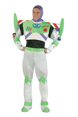 Buzz Lightyear Prestige Adult Costume Adult Toy Story Costume 5984