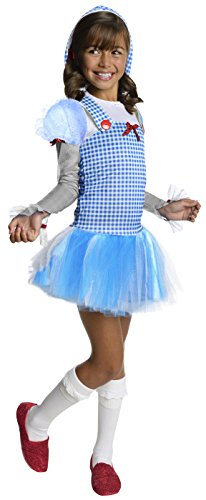 Rubies Wizard of Oz Dorothy Hoodie Dress Costume,