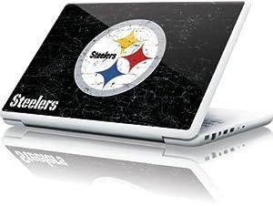 NFL - Pittsburgh Steelers - Pittsburgh Steelers Distressed - Apple MacBook 13-inch - Skinit Skin