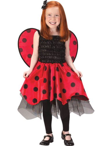 Baby-Toddler-Costume Ladybug Toddler Costume 3T To 4T Halloween Costume