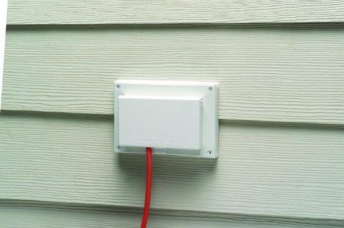 Arlington Dbhr131w 1 Horizontal Electrical Box With