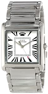 Juicy Couture Women's 1901056 Darby Stainless Steel Bracelet Watch