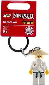 Lego Ninjago 'Sensei-Wu' Keychain