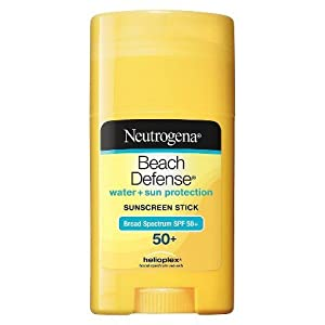 Neutrogena Beach Defense Sunscreen Stick Broad Spectrum SPF 50 - 1.5 Oz TRG